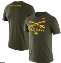 Nike Men's Army Black Knights 1st Calvary Division Beat Navy T-Shirt - $29.99
