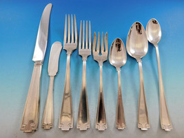 Etruscan by Gorham Sterling Silver Flatware Set for 12 Service 101 pieces Dinner - $6,995.00