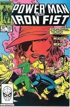 Power Man And Iron Fist Comic Book #102 Marvel Comics 1984 Near Mint New Unread - £3.20 GBP