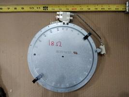 "9FF70 CERAMASPEED BURNER, 240VAC: 230N8-L6051R, 2200W, 9"" DIAMETER, 18 O... - $24.74"