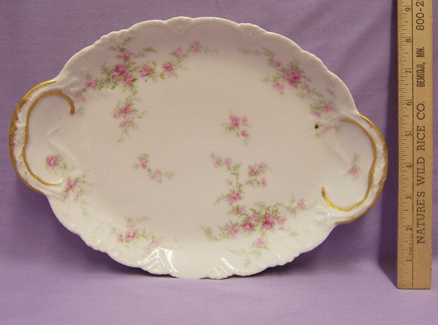Theodore Haviland Limoges Platter: 2 listings
