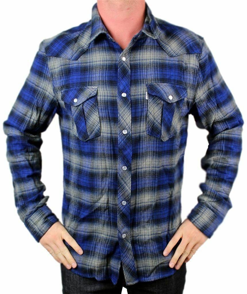 NEW LEVI'S MEN'S PREMIUM COTTON CLASSIC REGULAR FIT BUTTON UP DRESS SHIRT-70002