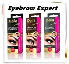 DELIA Eyebrow Expert Instant Eyebrow & Lashes Tint - Gel Shades 2-Week l... - $7.48