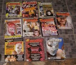 Super Luchas Wrestling AAA CMLL Mistico (Sin Cara) Damian 666 Rob Van Da... - $15.00