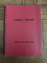 Leaders Hymnal Sheet Music Book - $166.20
