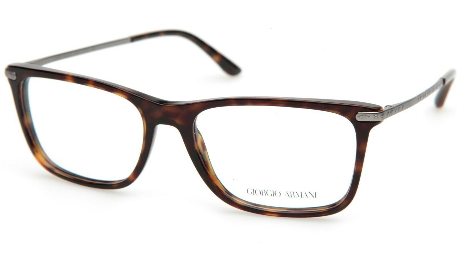 Primary image for New GIORGIO ARMANI AR7111 5026 HAVANA EYEGLASSES FRAME 55-17-145mm B38mm Italy