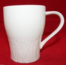 Starbucks 2008 Design House Stockholm Ivory White Coffee Tea Mug Cup 12oz 350ml - $26.77