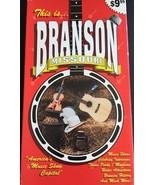 This Is Branson Missouri VHS Tape Missouri Attractions Interviews - $9.85