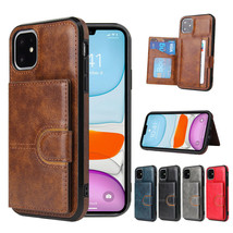 Flip Wallet Leather Case Card Stand Cover For Apple iPhone 11 Pro Max XR X 8 7 6 - $62.80