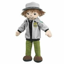 "Wildlife Artists Park Ranger Male Doll Plush Toy 11"" H - $14.65"