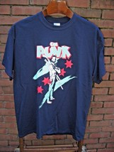 Cm Punk Wwe T Shirt Size Large 100% Cotton Graphic Wrestling Roh Awesome - $22.24