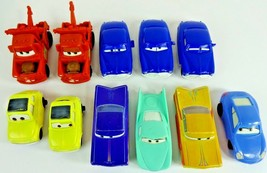 Lot of 11 Disney Pixar Cars McDonald's Happy Meal Toys 2006 ( some dupli... - $21.11