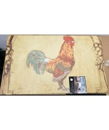 """ANTI-FATIGUE NON SLIP FLOOR MAT (18""""x30"""") PVC, ROOSTER # 1 by Master Chef - £18.80 GBP"""