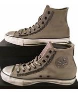 Converse John Varvatos Chuck Taylor Artisan Stitch Leather Drill 150164C... - $89.95