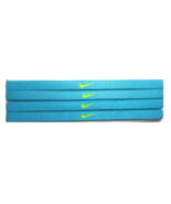 NEW Nike Girl`s Assorted All Sports Headbands 4 Pack Multi-Color #11 - $20.00