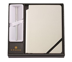 Cross Classic Century Lustrous Chrome Selectip Rollerball Pen & Classic ... - $72.00