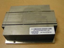 HP 412210-001 Proliant DL165 G5 BL460c CPU Processor Heatsink Cooler 410749-001 - $13.85