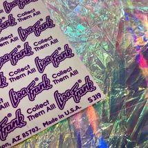 VHTF MINT Vintage Lisa Frank Pigarella Fortune Teller Halloween Stickers S319 image 6