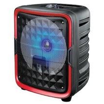 SUPERSONIC(R) IQ-6608DJBT- Red 8-Inch Bluetooth Speaker with True Wirele... - $81.33