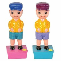 "ArtCreativity Squirt Wee Pee Boy Set (Pack of 2) | 7.5"" Peeing Boy Squirter - $19.39"