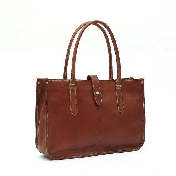 On Sale, Leather Tote Bag for Women, Shoulder Bag, Work & Student Bag, Shopper B