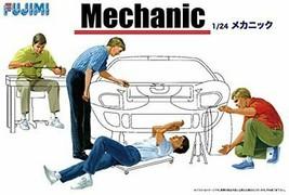Fujimi model 1/24 Garage & Tools Series No.3 mechanic plastic model GT-3 - $32.80