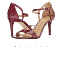 Michael Kors simone mid sandal size 8 mulberry MSRP $120 - $56.99