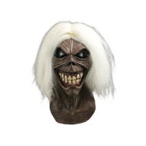 Halloween Iron Maiden Eddie-Killers Latex Deluxe Mask TOT's Officially L... - £57.76 GBP