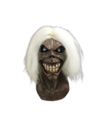 Halloween Iron Maiden Eddie-Killers Latex Deluxe Mask TOT's Officially L... - $74.48