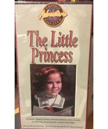 Vintage highly collectible THE LITTLE PRINCESS VHS Shirley Temple  NICE   - $4.99