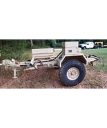Military Generator Trailer M116A3 MEP803 MEP802 - $1,800.00