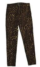 Lauren Jeans Co. Women's Ocelot Print Skinny Jeans - $61.88