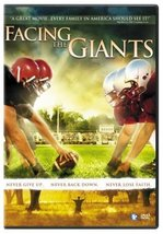 Facing the Giants [DVD] [2006] [Region 1] [US Import] [NTSC] [DVD] - $19.79