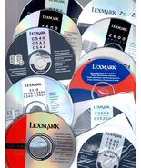 Lexmark Printer Operating System Software (!0 Printers) - $9.95