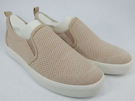 Earth Zen Groove Size US 8 M EU 40 Women's Knit Perforated Slip-On Shoes Blush - $49.45