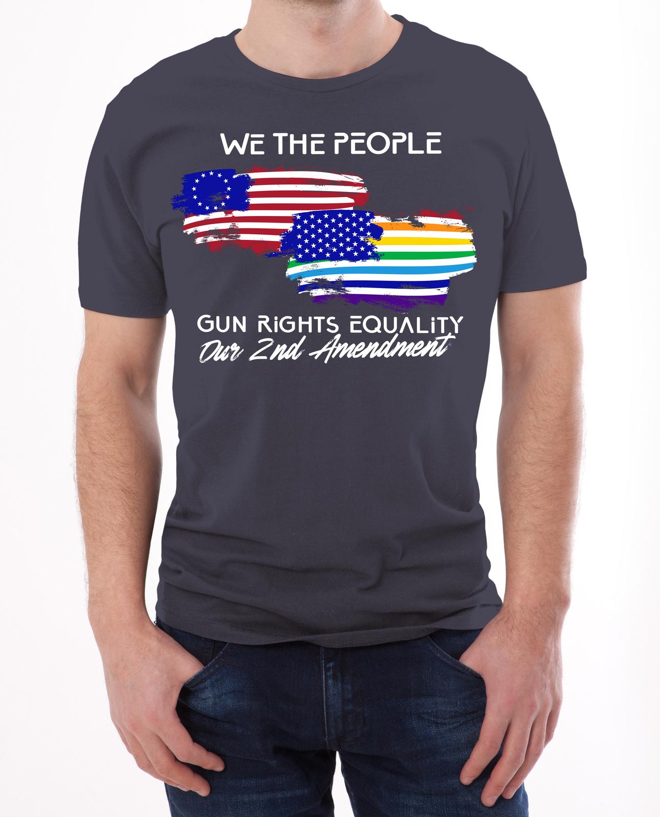 """Our Second Amendment"" T-shirt"