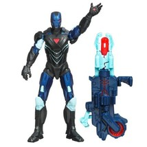 Hasbro The Avengers 2012 Movie Series Reactron Armor Iron Man Mark VI 4 ... - $11.19
