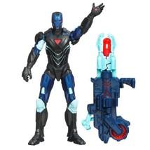 Hasbro The Avengers 2012 Movie Series Reactron Armor Iron Man Mark VI 4 ... - $11.13