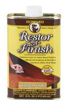 HOWARD Original Restor-A-Finish 1Pt Golden Oak Wood Furniture Restorer R... - $15.99