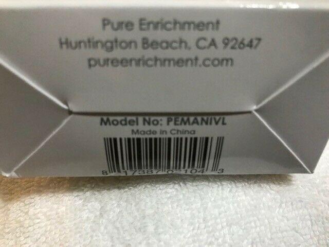 PureNails Express Cordless Manicure & Pedicure System w/ Drawstring Storage Bag