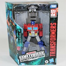 Transformers War for Cybertron Trilogy: Earthrise Leader Optimus Prime - $66.49