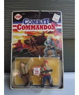 Rare Panosh Place Combat Commandos Battle Action Seivel Waist Action Fig... - $18.52