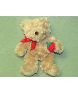 """GUND 10"""" EDIBLE ARRANGEMENTS BERRY BEAR STUFFED ANIMAL TEDDY WITH STRAWB... - $14.85"""