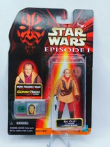 Star Wars Episode 1 Ric Olie New Sealed Comm Tech Chip Collection 2 SPEAKS! - $24.30