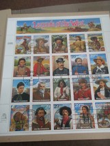 US - #2869 a-t - Legends of the West - 1st Day Program Folder  - 1994  -... - $29.21