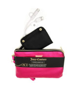 JUICY COUTURE CHARGING COSMETIC BAG PINK  ( More Colors/Patterns Available) - $38.99
