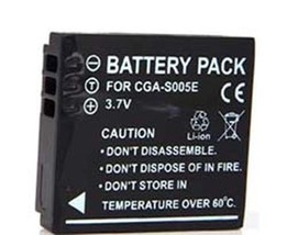 Battery for Panasonic CGAS005A1B CGAS005E1B - $15.02