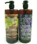 Dead Sea Collection Almond Vanilla & Lavender Hand Wash Natural 33.8 OZ/... - $14.82
