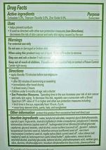 Babyganics 5oz Repellant and 2oz Sunscreen Duo -EXP 01/2022  SEALED NEW -STORE - image 4