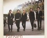 Dong Bang Shin Ki 2007 Paris Photobook Parisien TVXQ Tohoshinki JYJ